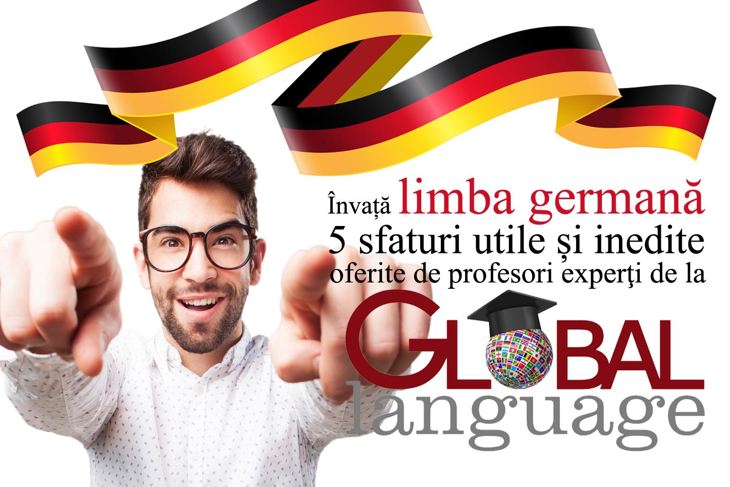 Cursuri si profesori de germana - Sfaturi utile si inedite sa inveti germana Limba Germana - Centru lb germana Timisoara