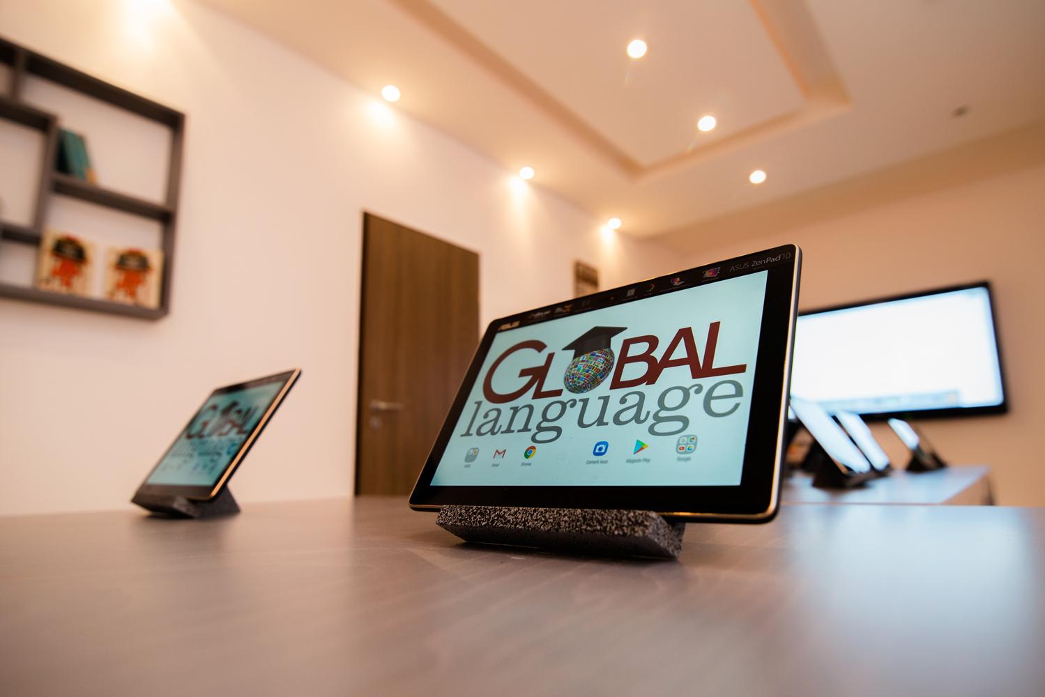 invata limba germana la global language