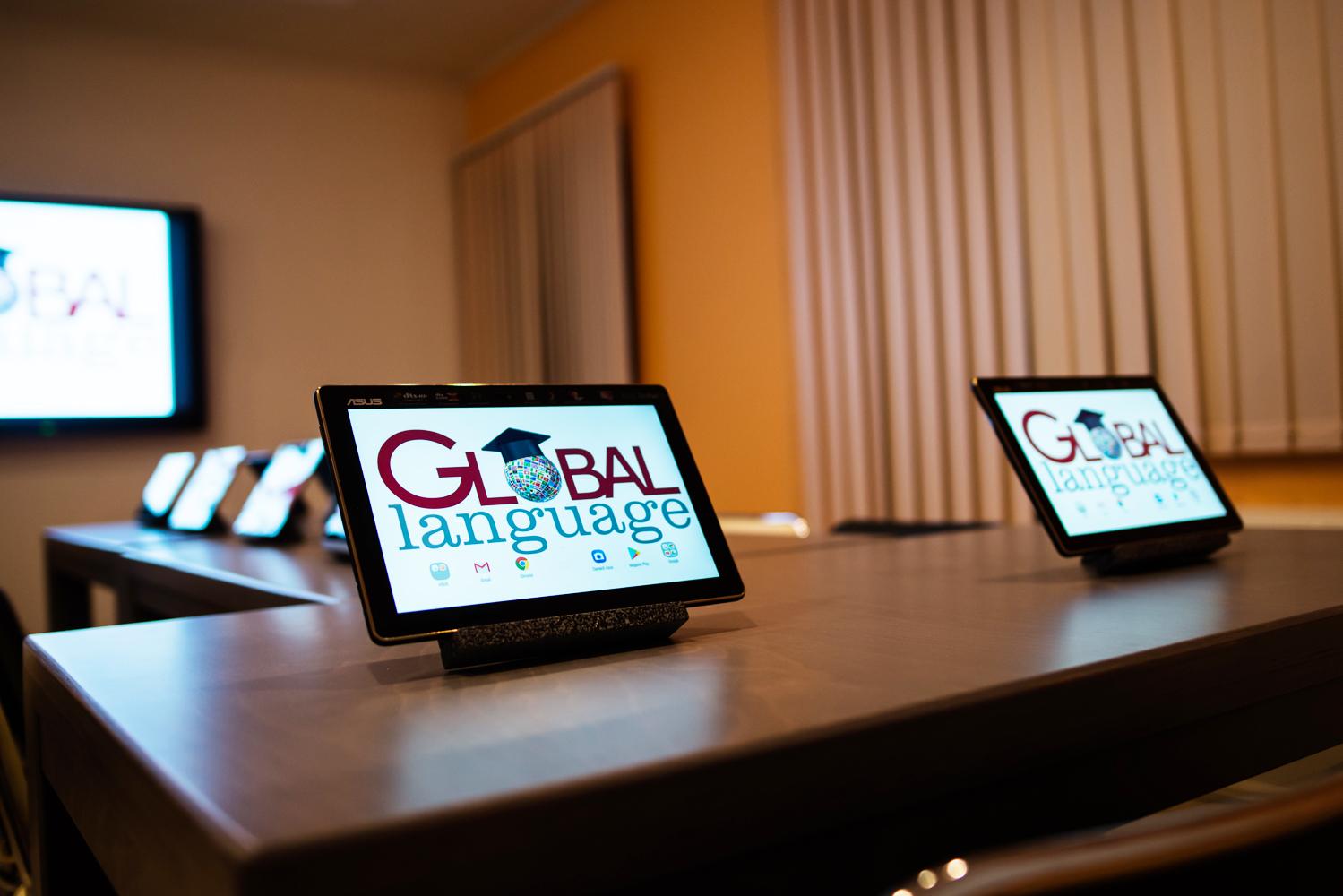 Sala de cursuri limbi straine Timisoara Global Language