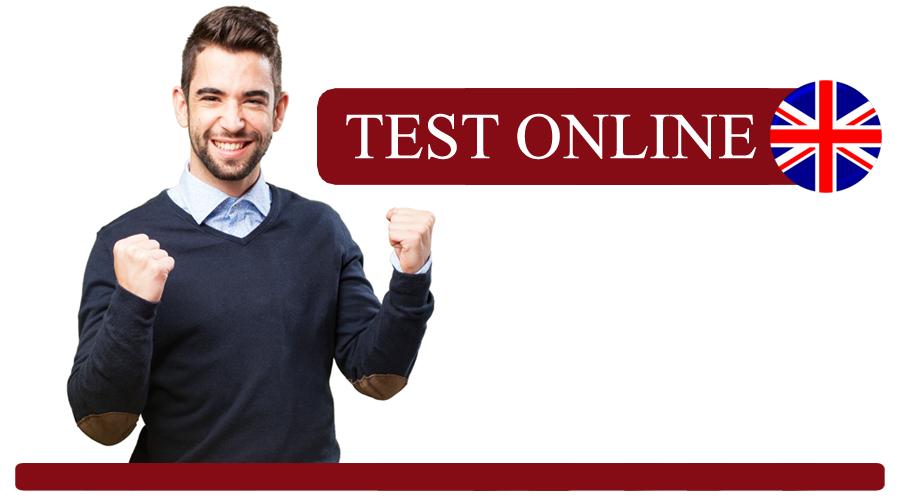 Online test de nivel limba engleza
