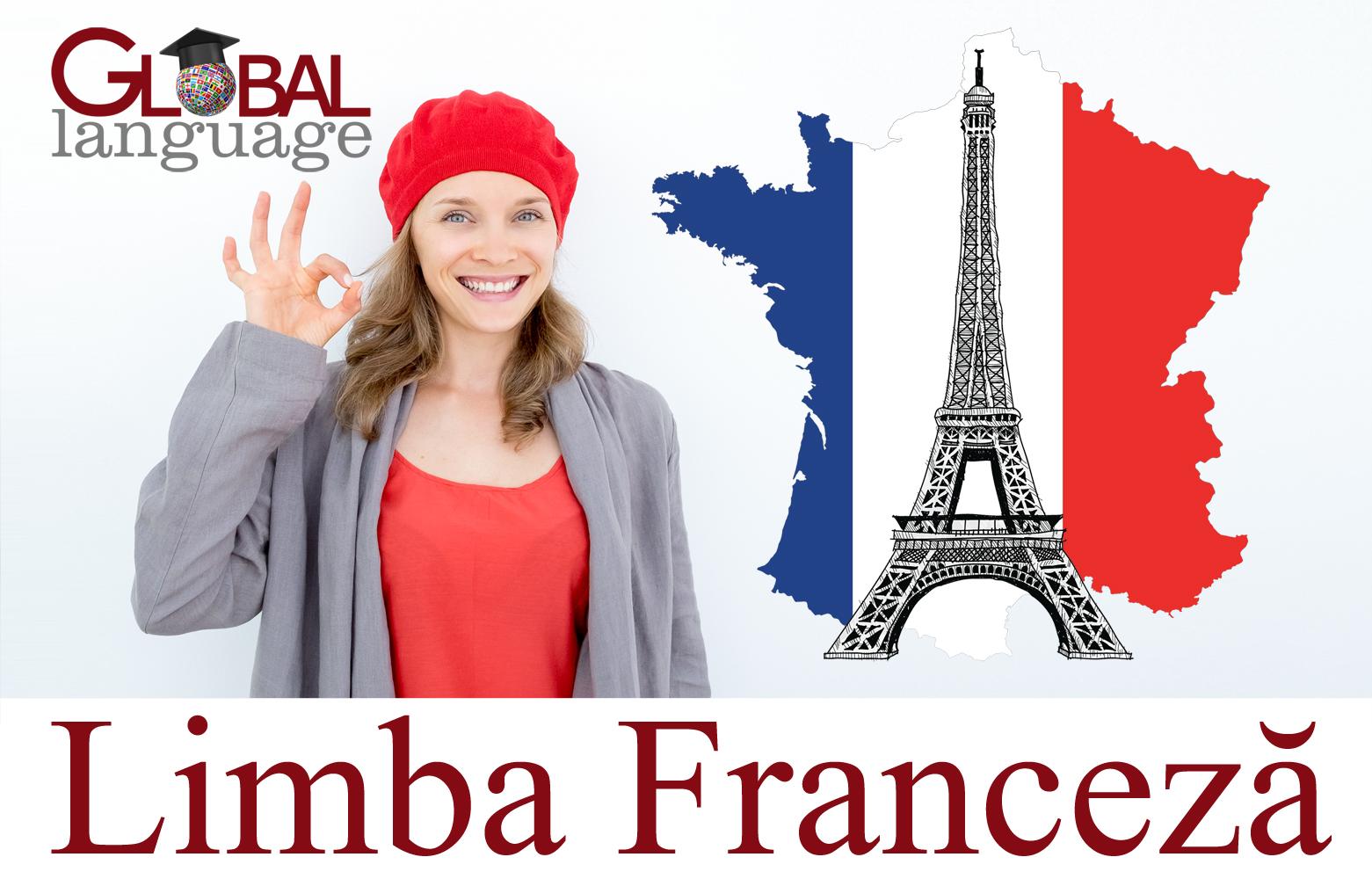 Limba franceza, cursuri de limba franceza timisoara, centru de limbi straine - global language