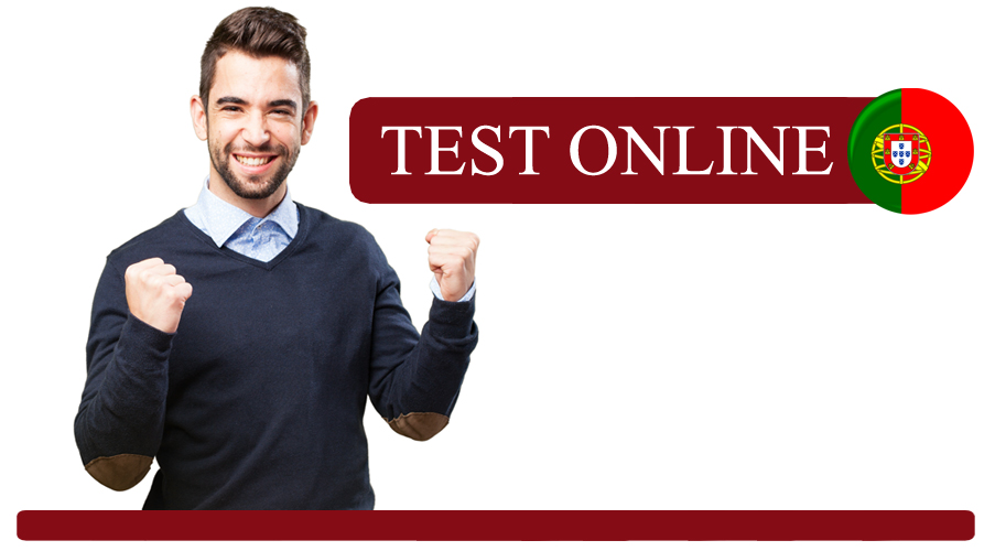 test online de nivel limba portugheza - global language