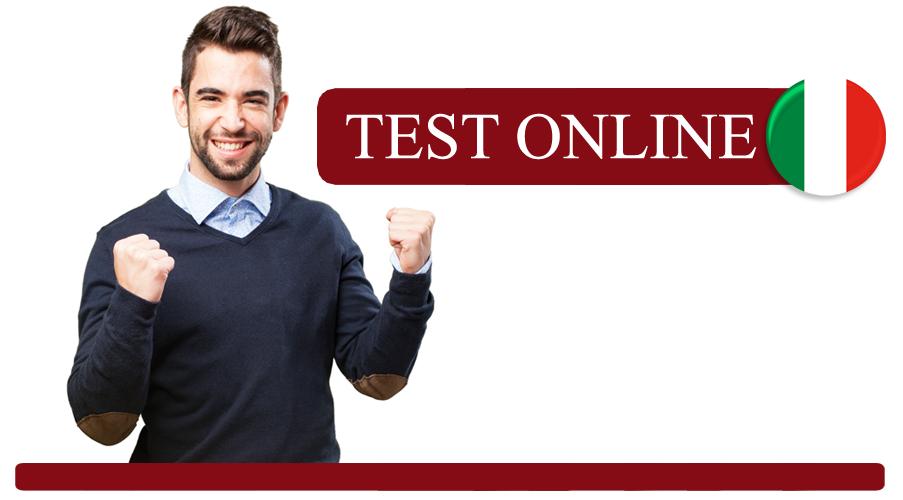 Test online - Cursuri de limba italiana in timisoara