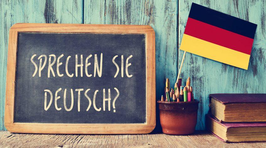 Limba germana – genereaza progresul la nivel European prin prezenta sa in mediul online